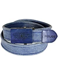 ddfaf25b17 Police Men's Belts Online: Buy Police Men's Belts at Best Prices in ...