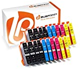 Bubprint 20 Druckerpatronen kompatibel für HP 364XL 364 XL für DeskJet 3070A 3522 OfficeJet 4620 PhotoSmart 5525 6510 7520 e-All-in-One Plus B209A