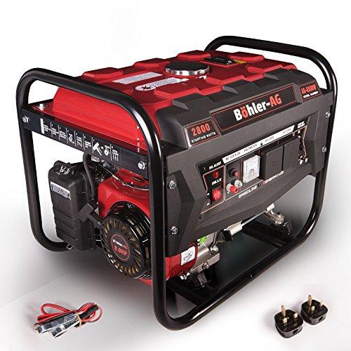 Generator 6500w Böhler-AG 8HP Petrol 2.8KVA 4 Stroke ~ Low Noise