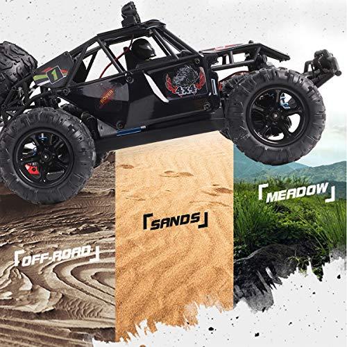 RC Auto kaufen Crawler Bild 2: Maxxrace RC Autos Elektrisches Ferngesteuertes Spielzeugs, Remote Control Crawler Autos mit 4WD, 40Km/h, 2.4G, LED Geländewagen Geschenk für die Kinder / Jugendlichen High-Speed Fahrzeuge*