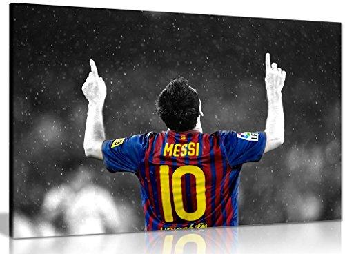 Lienzo pared impresión Lionel Messi FC Barcelona