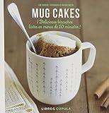 Kit Mug cakes: ¡Deliciosos bizcochos listos en menos de 10 minutos! (Kit (cupula))