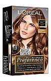 L'Oréal Paris Préférence Kit Mèches et Balayage pour Cheveux Châtains à Bruns Miel