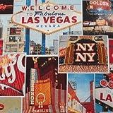 StoffHandwerker Dekostoff - Las Vegas - 280 cm breit