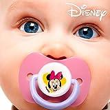 Disney - Disney Minnie Mouse - Lot de 2 Sucette Tetine - Silicone
