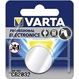 Varta CR2032 Lithium Knopfzelle, 1er Pack