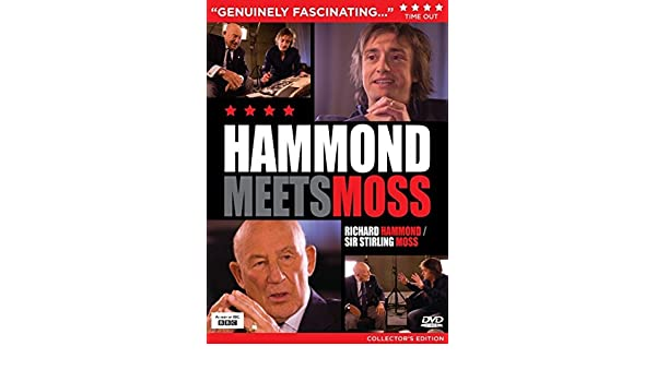 Hammond Meets Moss - The Collector's Edition DVD UK Import
