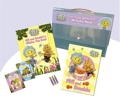 Fifi and the Flowertots: Activity Pack
