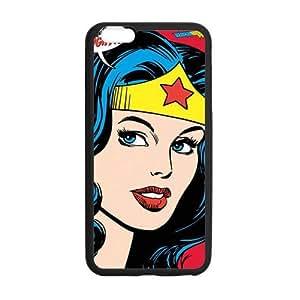 Meilleure Coque Protection Pour iphone 6s 6 plus- Wonder Woman TPU iphone 6 plus (5.5 Pouces) Cover - Accessories Iphone