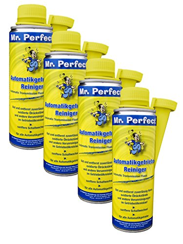 Mr. Perfect cambio automatico Detergente 4 X 250 ML