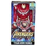 Hasbro Avengers E1798EU4 Marvel Titan Hero Power FX Hulk Buster, Actionfigur