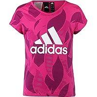 adidas Yg Linear P Camiseta, Niñas, Magenta Real, 164 - Cosmética y perfumes - Comparador de precios