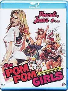 Lache-moi les baskets / The Pom Pom Girls [ Origine Italienne, Sans Langue Francaise ] (Blu-Ray)