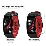 f�r Samsung Gear Fit 2 HD-Schutzfilm, Samsung Gear Fit 2Displayschutz Schutzfolien, Vollst�ndige (2 Pieces) Bild