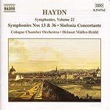 Haydn: Symphonies Nos 13 & 36