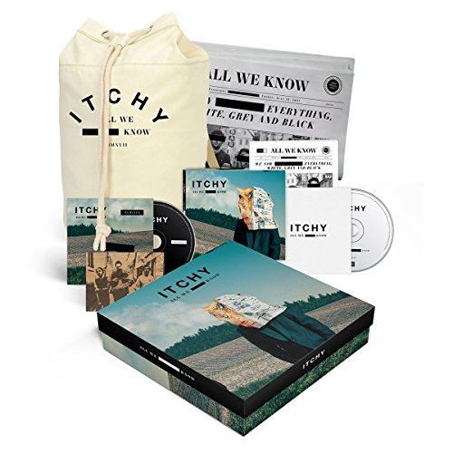 All We Know (Limitierte CD-Box) Bx Fall