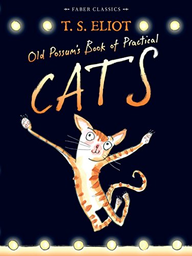 Old possums book of practical cats with illustrations by rebecca old possums book of practical cats with illustrations by rebecca ashdown faber childrens classics fandeluxe Image collections