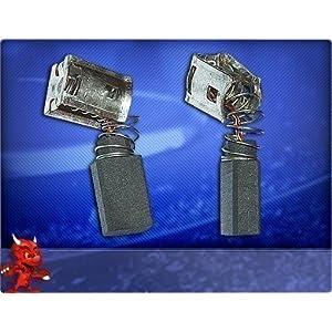 Maschinen-Teufel – Escobillas de carbón para martillo rotatorio Hilti TE 5, TE 10, TM 8 (5 x 8 x 12 mm)