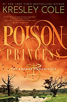 Poison Princess (The Arcana Chronicles Book 1) (English Edition)