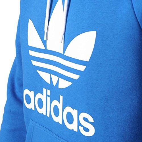 Adidas Originals Trefoil hoodie # BR4189 Blue
