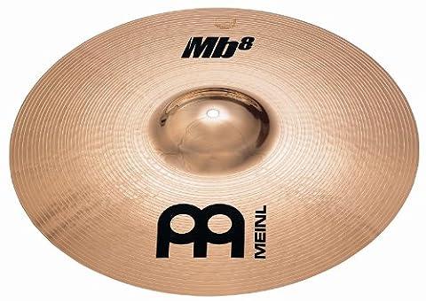 Meinl - MB8 - Cymbale Ride brillante - Heavy - 22