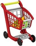 Ecoiffier 1225 Imitations Chariot supermarché garni  Coloris Aléatoire