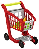#6: Ecoiffier 1225 Bubble Cook Garnished Supermarket Trolley