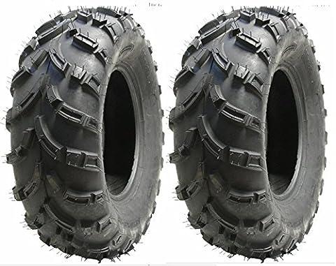 2 - Quad Reifen 25X8-12 6ply WANDA 'E' Markierte Straße legal ATV Reifen