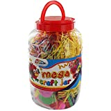 Grafix – Mega Craft Bucket – Baril de Bricolage (Import Royaume Uni)...