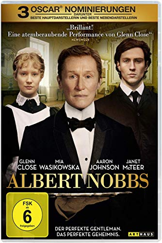 Albert Nobbs (Queen-betten Vintage)