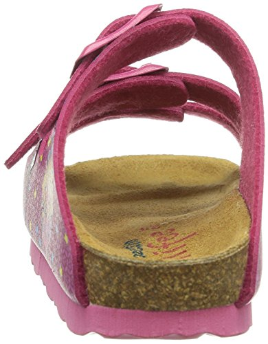Prinzessin Lillifee Mädchen Hausschuhe, pink, 500186-43 Rose (K)