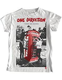 One Direction - T-Shirt Take Me Home (in XL)