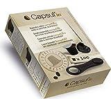 400x Capsul'in KaffeeKapseln für Nespresso ® Befüllbare günstige Kaffee Kapsel Alternative für Nespresso® Maschinen online kaufen - Bio Lungo Fairtrade Pure Origin Grand Crus Kapseln selber machen!
