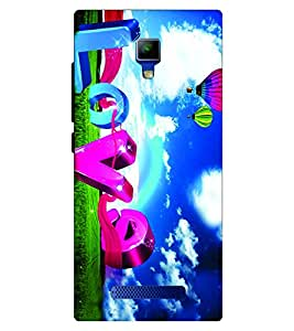 Voodoo Printed Back Cover For Micromax Canvas Xpress 4G Q413