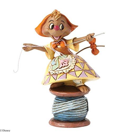 Disney Traditions - Figura de ratona Perla de Cenicienta