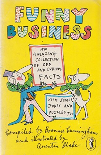 Funny Business (Puffin Books)