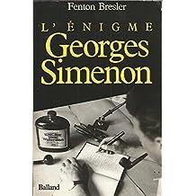 L'Énigme Georges Simenon