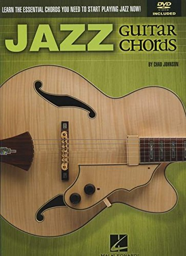 Jazz guitar chords guitare+DVD