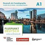 Pluspunkt Deutsch - Leben in Österreich: A1 - Audio-CDs wav-Format zu Kurs- und Arbeitsbuch - Friederike Jin, Joachim Schote