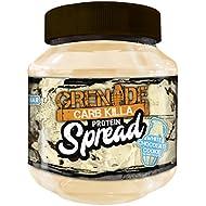 Grenade Carb Killa Spread, White Chocolate Cookie 1 x 360g Jar