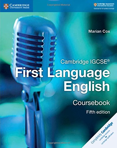 Cambridge IGCSE. First language english coursebook. Per le Scuole superiori. Con Contenuto digitale per accesso on line: espansione online (Cambridge International IGCSE)