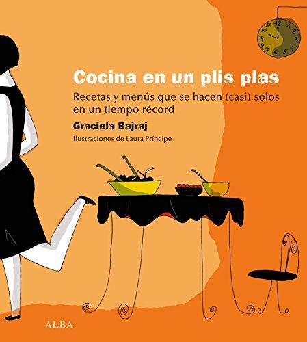 Cocina en un plis plas (Spanish Edition)