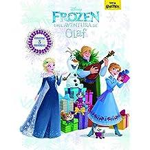 Frozen. Una aventura de Olaf: Contiene 3 historias (Disney. Frozen)