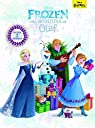 Frozen. Una aventura de Olaf: Contiene 3 historias