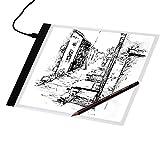 A4 Light Box Tracing Pad Ultra-thin LED Display Drawing Board Stencil Artist Art Tracing Tatto Table