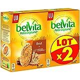 belvita Petit dej 2x400g brut cereales - ( Prix Unitaire ) - Envoi Rapide Et Soignée