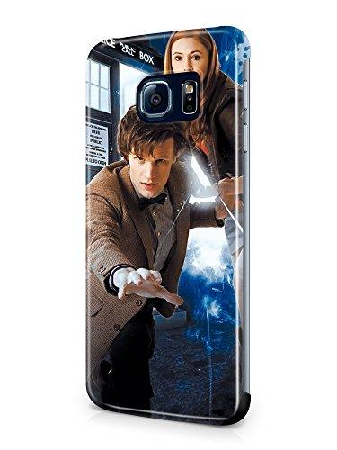 Preisvergleich Produktbild 3D Doctor Who Series, Design For samsung galaxy S6 Case Cover , Doctor Who Police Box Cases Design For Samsung Galaxys6 Hülle (docsm6-12)