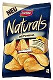 Lorenz Snack World Naturals mit Parmesan, 6er Pack (6 x 95 g)