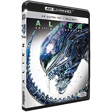 Alien [4K Ultra HD + Blu-ray - 40ème Anniversaire]