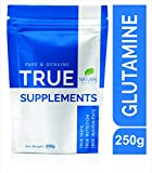 True Supplements Pure Glutamine for Muscle Recovery & Organ Health l 50 Servings